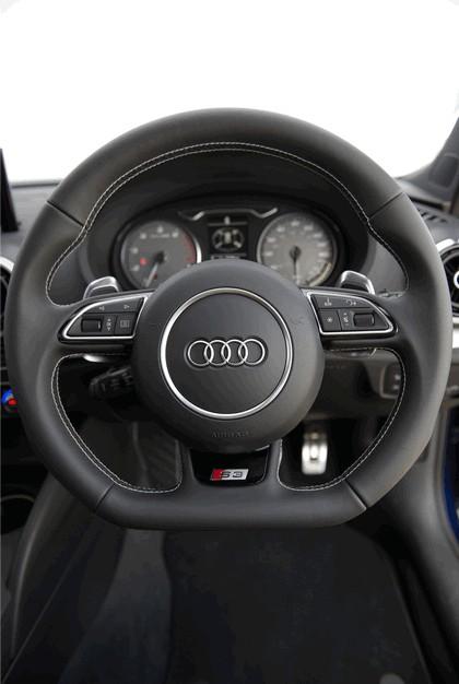 2013 Audi S3 Sportback - UK version 47