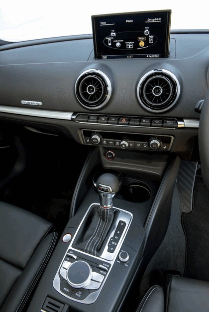 2013 Audi S3 Sportback - UK version 53