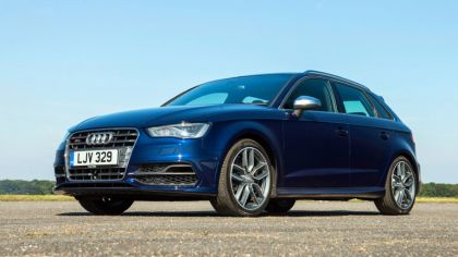 2013 Audi S3 Sportback - UK version 7