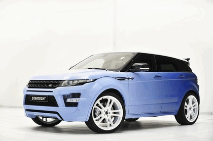 2013 Land Rover Range Rover Evoque Si4 with LPG autogas power by Startech 1