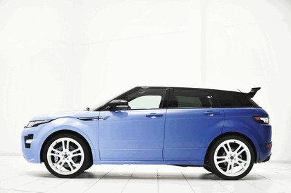 2013 Land Rover Range Rover Evoque Si4 with LPG autogas power by Startech 2
