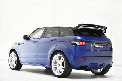 2013 Land Rover Range Rover Evoque Si4 with LPG autogas power by Startech 3