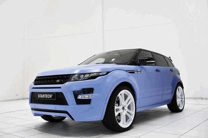 2013 Land Rover Range Rover Evoque Si4 with LPG autogas power by Startech 4