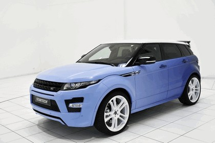 2013 Land Rover Range Rover Evoque Si4 with LPG autogas power by Startech 5