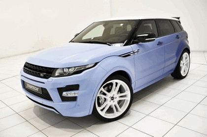 2013 Land Rover Range Rover Evoque Si4 with LPG autogas power by Startech 6