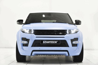 2013 Land Rover Range Rover Evoque Si4 with LPG autogas power by Startech 7