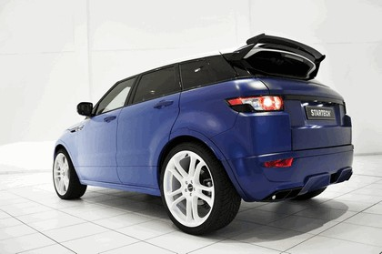 2013 Land Rover Range Rover Evoque Si4 with LPG autogas power by Startech 9
