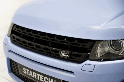 2013 Land Rover Range Rover Evoque Si4 with LPG autogas power by Startech 14