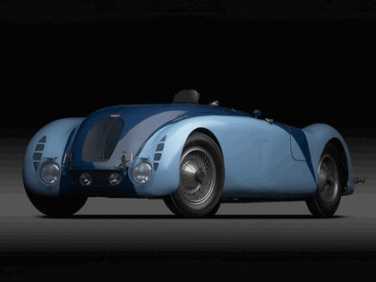 1936 Bugatti Type 57G 1
