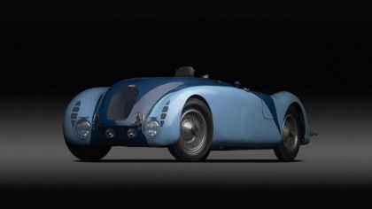 1936 Bugatti Type 57G 8