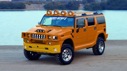 2002 Hummer H2 by Xenon 1