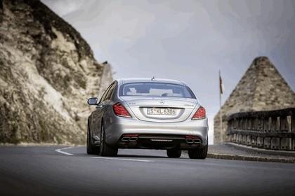 2013 Mercedes-Benz S63 ( W222 ) AMG 4