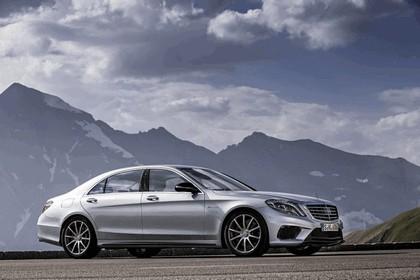 2013 Mercedes-Benz S63 ( W222 ) AMG 5