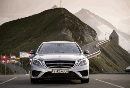 2013 Mercedes-Benz S63 ( W222 ) AMG 10