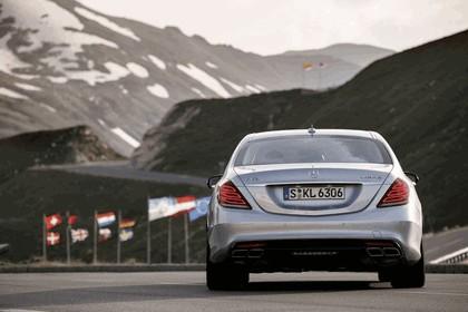 2013 Mercedes-Benz S63 ( W222 ) AMG 11