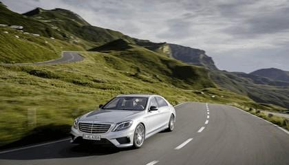 2013 Mercedes-Benz S63 ( W222 ) AMG 18