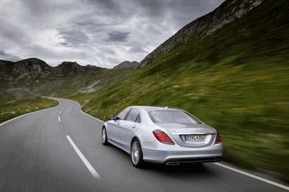 2013 Mercedes-Benz S63 ( W222 ) AMG 19