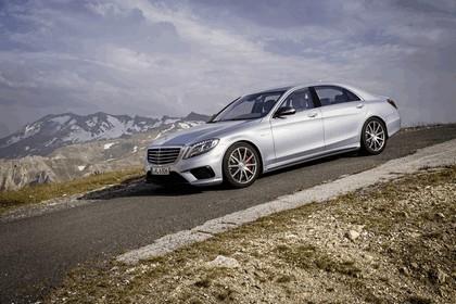 2013 Mercedes-Benz S63 ( W222 ) AMG 23