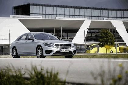 2013 Mercedes-Benz S63 ( W222 ) AMG 29