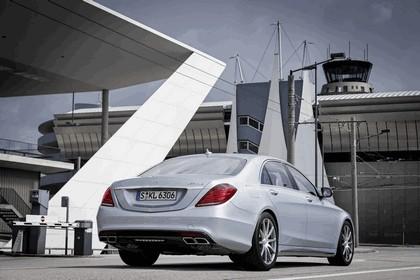 2013 Mercedes-Benz S63 ( W222 ) AMG 30
