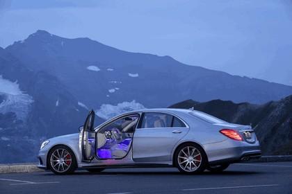 2013 Mercedes-Benz S63 ( W222 ) AMG 31