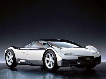 1991 Audi Avus Quattro Concept 1