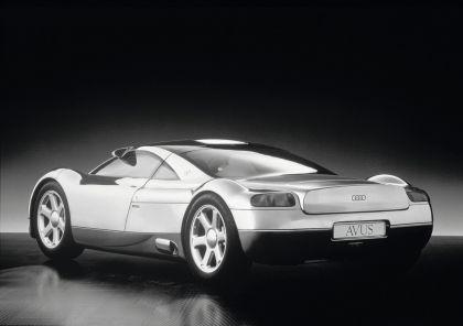 1991 Audi Avus Quattro Concept 3