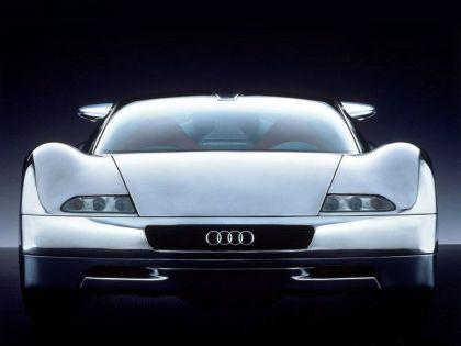 1991 Audi Avus Quattro Concept 4