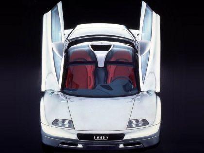 1991 Audi Avus Quattro Concept 5