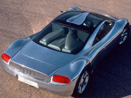 1991 Audi Avus Quattro Concept 6