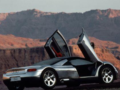 1991 Audi Avus Quattro Concept 9