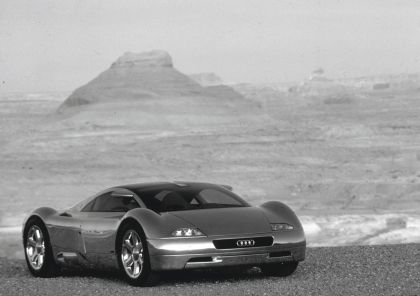1991 Audi Avus Quattro Concept 10