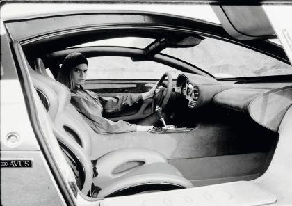 1991 Audi Avus Quattro Concept 12