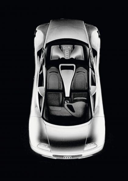 1991 Audi Avus Quattro Concept 13