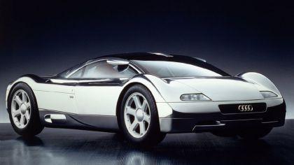 1991 Audi Avus Quattro Concept 8