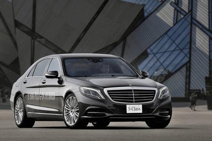2013 Mercedes-Benz S500 ( W222 ) Plug-In Hybrid 1