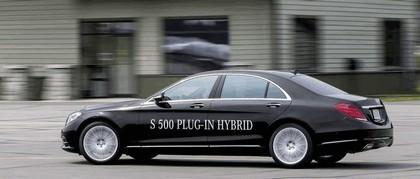 2013 Mercedes-Benz S500 ( W222 ) Plug-In Hybrid 2
