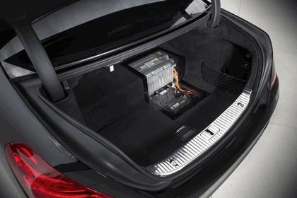 2013 Mercedes-Benz S500 ( W222 ) Plug-In Hybrid 4