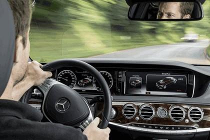 2013 Mercedes-Benz S500 ( W222 ) Plug-In Hybrid 7