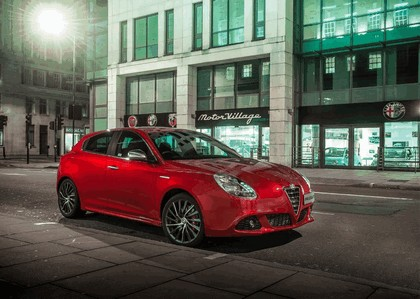 2013 Alfa Romeo Giulietta FF6 Limited Edition - UK version 2