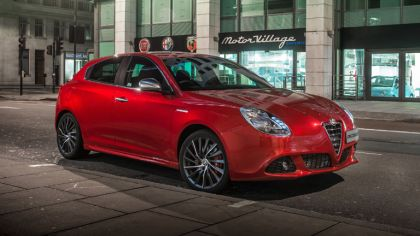 2013 Alfa Romeo Giulietta FF6 Limited Edition - UK version 6