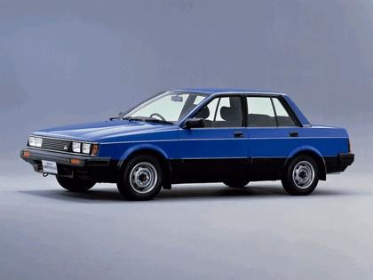 1984 Nissan Liberta Villa ( N12 ) SSS Turbo 1