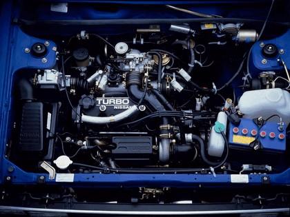 1984 Nissan Liberta Villa ( N12 ) SSS Turbo 3
