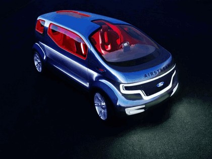 2007 Ford Airstream concept 20