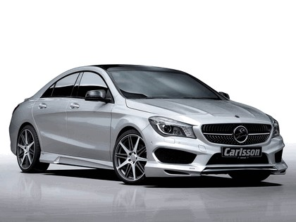 2013 Mercedes-Benz CLA ( C117 ) RSR by Carlsson 1