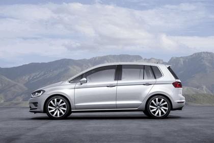 2013 Volkswagen Golf ( VII ) Sportsvan Concept 2