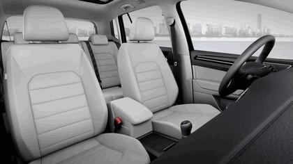 2013 Volkswagen Golf ( VII ) Sportsvan Concept 6