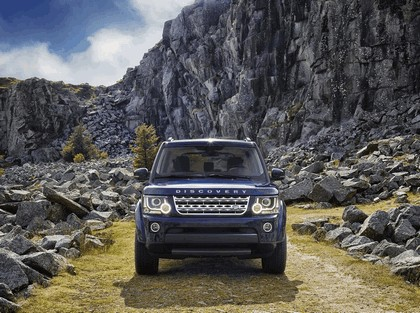 2014 Land Rover Discovery 1