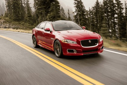 2014 Jaguar XJR long-wheelbase 1