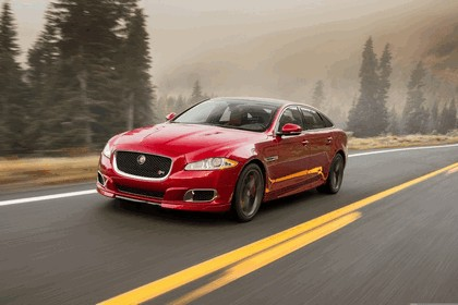 2014 Jaguar XJR long-wheelbase 2